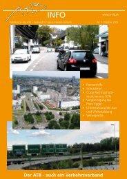 Nr. 5 - Oktober 2009 - ATB Sport Freizeit Verkehr
