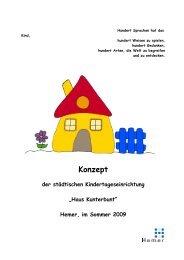 Konzept neu U 3 und FZ - Haus Kunterbunt _2 - Hemer