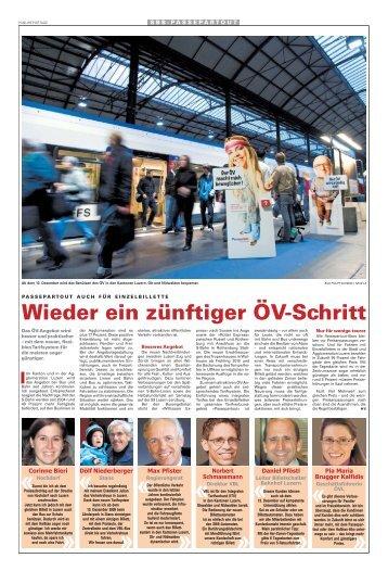 Mehr Zug für Nachteulen - Passepartout