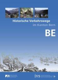 Bern - IVS Inventar historischer Verkehrswege der Schweiz