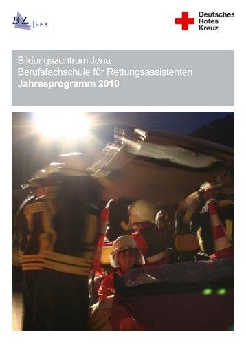 Bildungszentrum Jena Berufsfachschule für Rettungsassistenten ...