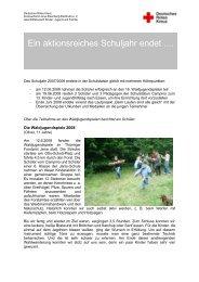 Internetbericht 3_ 2008 - DRK-Kreisverband Jena-Eisenberg ...