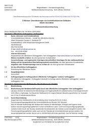 D-Münster: Dienstleistungen von ... - D&K drost consult