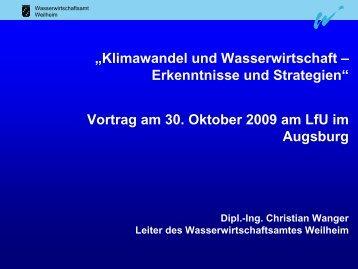 Isar - Einzugsgebiet ( ca. 8000 km² ) - DMG-München