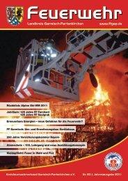 Landkreis Garmisch-Partenkirchen www.ffgap.de - Feuerwehren ...
