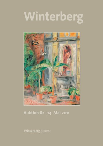 Auktion 82 - Winterberg