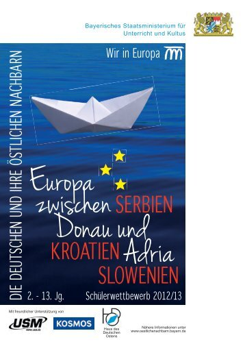 Wettbewerbsheft - Die Deutschen und ihre östlichen Nachbarn ...