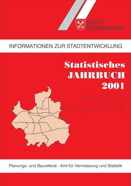 entwicklung - Statistik - Stadt Regensburg