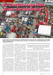 IAA Nutzfahrzeuge 2010 - KM-Verlags GmbH