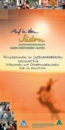 Jugendherbergen für Rollstuhlfahrer (pdf, 1,1 MB) - Deutsches ...