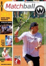 tennis - SV Wacker Burghausen