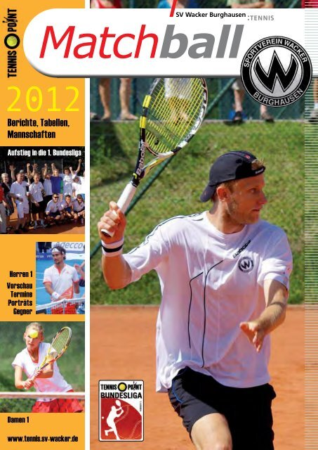 tennis - SV Wacker Burghausen