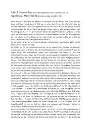 Reisebericht Busreise Papenburg Meyer Werft - IDEAL REISEN ...