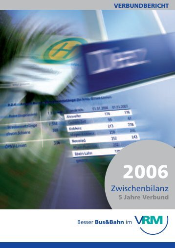 2006 - Verkehrsverbund Rhein-Mosel