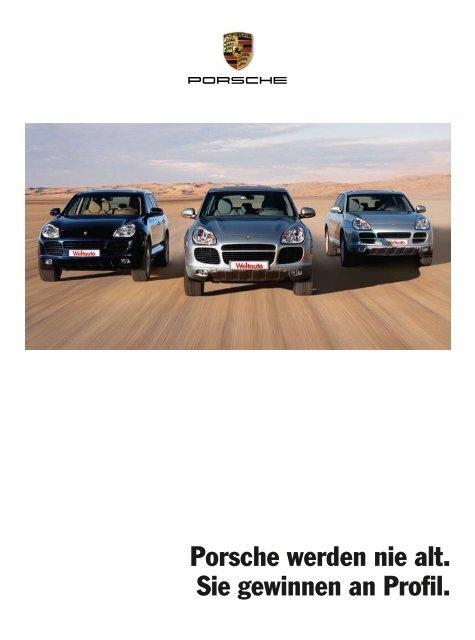Porsche Cayenne GW Folder