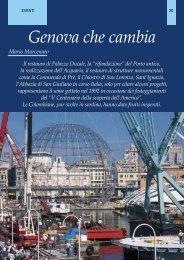 Genova che cambiain formato pdf di 602 - Banca Carige