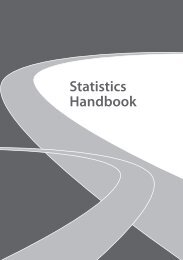 Statistics Handbook - European Athletics