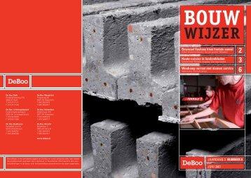 Weekamp Deuren Prijslijst : Weekamp magazines