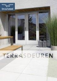 Bruynzeel terrasdeuren - Bruynzeel Deuren