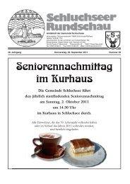 Amtsblatt Nr. 39.pdf - Gemeinde Schluchsee
