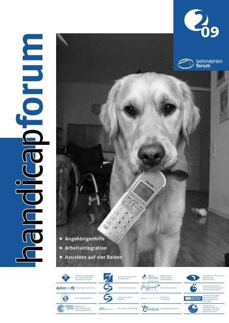 Behindertenforum Mitgliedorganisationen