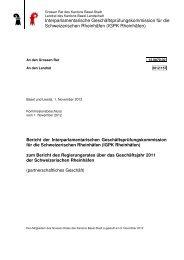 12.0879.02 - Grosser Rat - Basel-Stadt