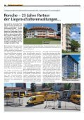 25 Jahre Porsche. Partner der Liegenschafts ... - VDIV-Partner - Seite 2