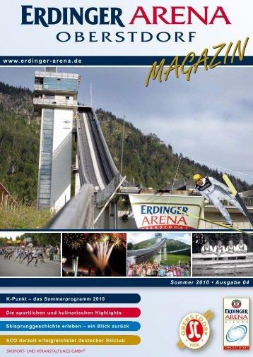 Erdinger Sportalp - Erdinger-arena.net
