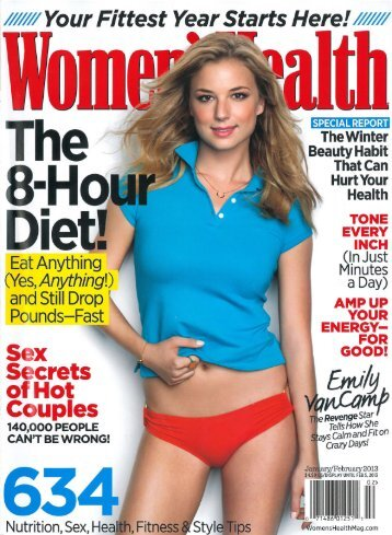 Womens-Health-February-2013-issue