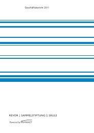 Geschäftsbericht 2011 (PDF) - Revor