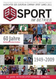 60 Jahre - BSV Hamburg