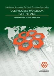 Due Process Handbook IASB April 2006.fm - DRSC