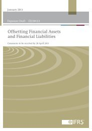 ED Offsetting Financial Assets.fm - PKF