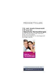 Dr. med. Annelie Scheuernstuhl HP Anne Hild Natürliche