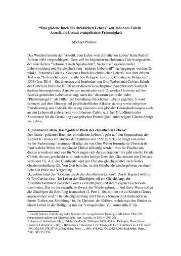 Das goldene Buch des christlichen Lebens - Dr. Michael Plathow