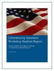 cybersecurity-insurance-read-out-report