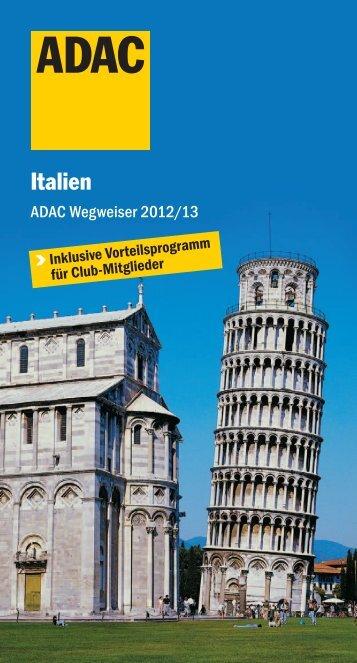 Italien - ADAC
