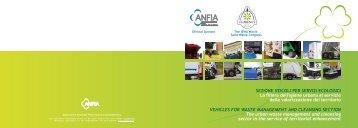 Scarica la Brochure della Sezione (Ed. 2012) - Anfia