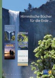 Himmlische Bücher für die Erde ... - Wie das Wasser die Meere füllt ...