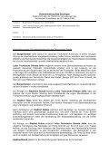 Niederschrift über die öffentliche Sitzung des Technischen ... - Seite 5