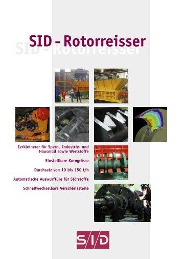 SID - Rotorreisser