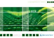 verwaltungssoftware für reisebüros - Bewotec GmbH + Home ...
