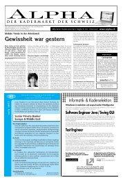 Herunterladen - E-Paper Anmeldung - Tages-Anzeiger