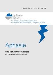 Aphasie Suisse
