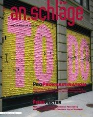 Februar 2009 (PDF) - An.schläge
