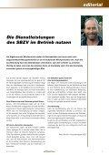 CHbraunvieh 02-2011 - Schweizer Braunviehzuchtverband - Seite 3