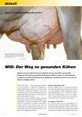 CHbraunvieh 02-2011 - Schweizer Braunviehzuchtverband - Seite 6
