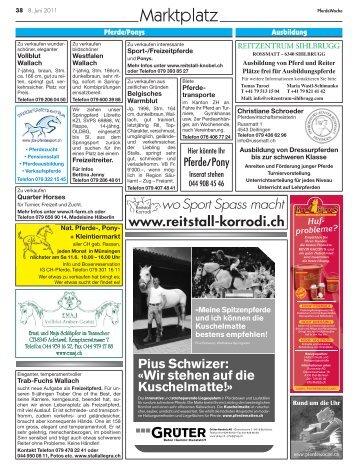 Arbeits- Reithallen Tribünen Bühnen Zelte Mobiliar ... - PferdeWoche