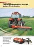 Vicon Trommelmähwerke - Spezielle-Agrar-Systeme GmbH - Seite 4