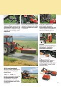 Vicon Trommelmähwerke - Spezielle-Agrar-Systeme GmbH - Seite 5